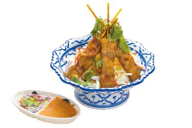 Thai food club BACCAR