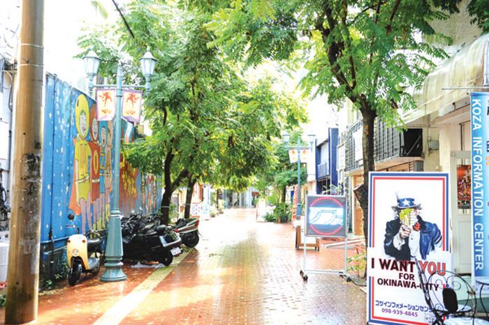 巴尔米拉(Parumira)大街